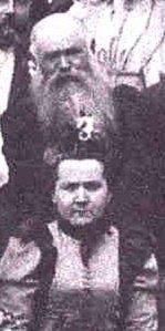 Bartholomew & Anne Corcoran in 1893