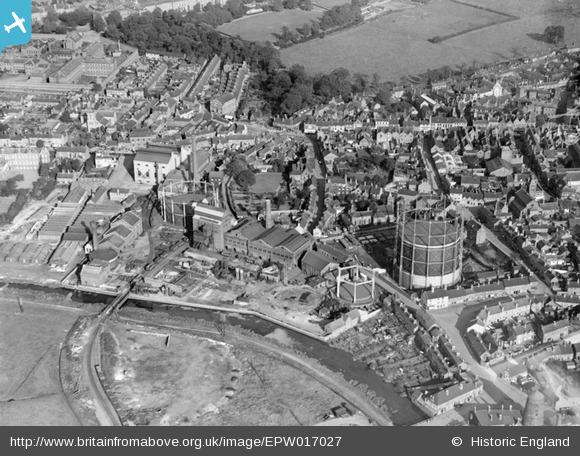 Stafford Gas Works EPW017027