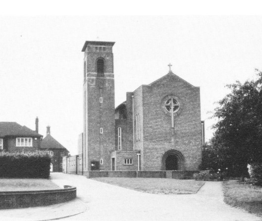 St Pat's Church 1991