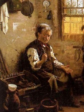 the-cobbler-victorian-art