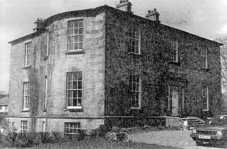 Clifton Lodge Athboy house crop