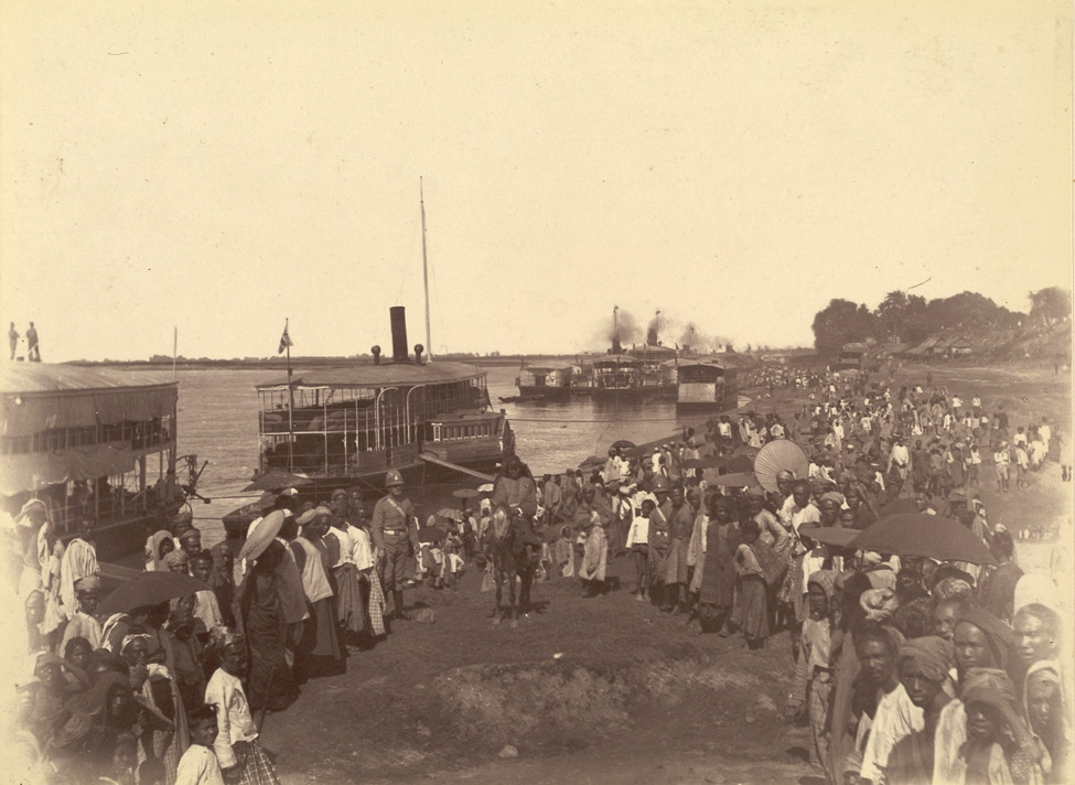 Concar British_forces_arrival_mandalay1885