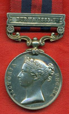 Concar Martin medal front